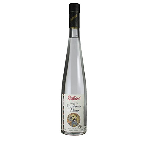 Distillerie Artisanale Bertrand Framboise d`Alsace in Schmuckdose Tradition 0.50 Liter