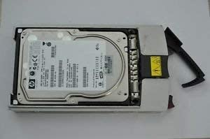 Renewed HP BD30087B53 300GB 10K U320 SCSI HS HDD W//TRAY