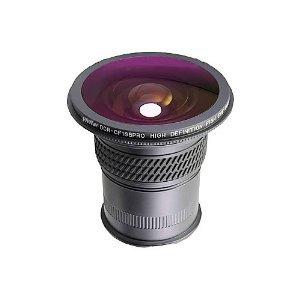 Vivitar VIV-21-72W .21x Fish Eye 72mm Lens by Vivitar