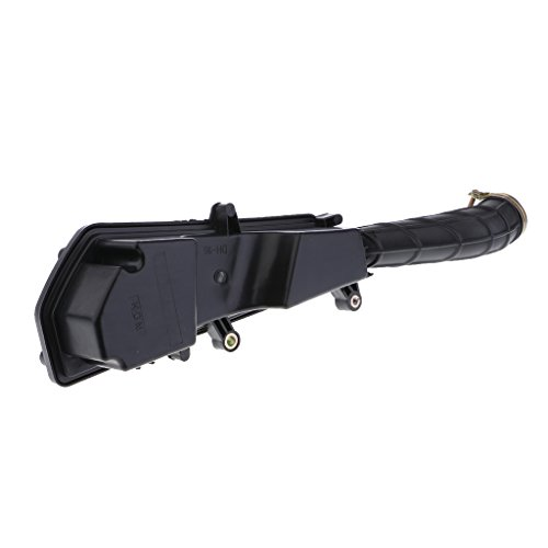 Shiwaki Moped Scooter Air Filter Box Assembly For GY6 50cc 80cc Engine Motors: