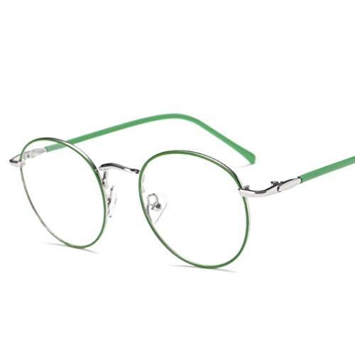 BENJUNGrande bo?te ronde lunettes de soleil en métal l'Europe et les états-Unis tendance rue rétro lunettes de soleil RRmXvyQ