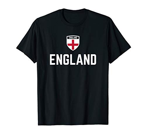 England Soccer Jersey 2019 English Football Team Fan Shirt