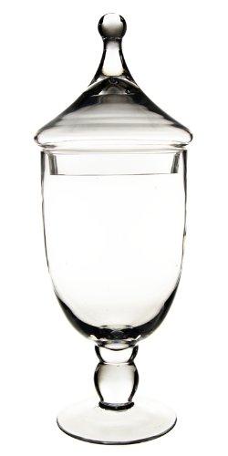Apothecary Jar, H-16.5