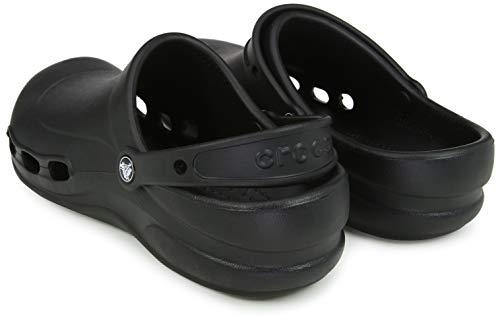 Pictures of Crocs Unisex Specialist Vent Clog Black 11 10074M Black 1