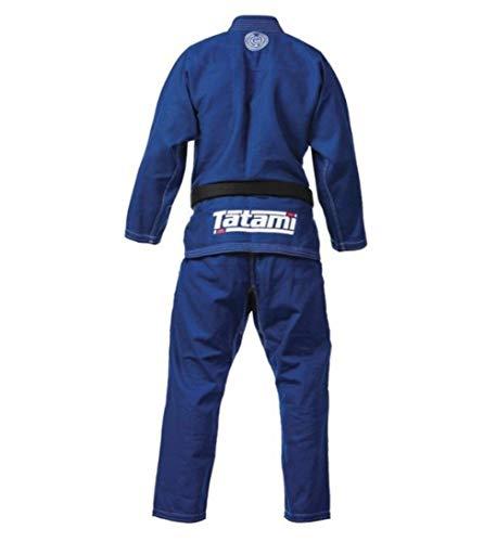 TATAMI Fightwear Estilo 5.0 Premier BJJ Gi (Blue, A0)