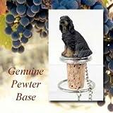 Gordon Setter Dog Wine Bottle Stopper DTB66 by Conversation Concepts