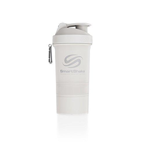 SmartShake Original Bottle, 20 oz Shaker Cup, Pure…