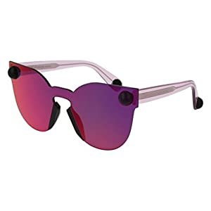 Sunglasses Christopher Kane CK0007S CK 0007 7S S 7 005 RED / RED / PINK