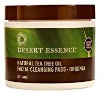 Desert Essence естественное очищение колодки withTea Tree Oil, 50ct