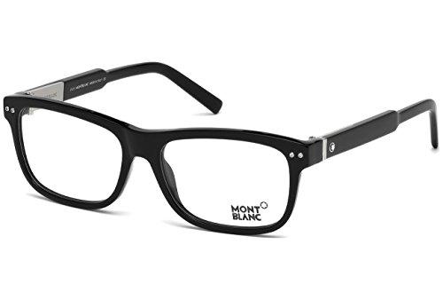 Montblanc MB0618 C56 001 (shiny black / )