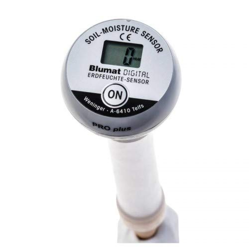 Blumat 50205 Digital Water/Moisture Level Sensor Meter