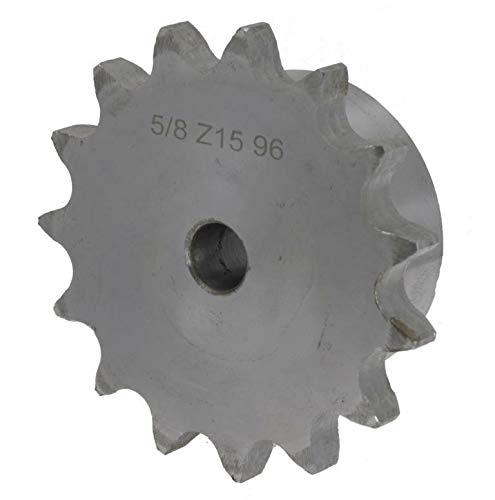 Kettenr/äder mit einseitiger Nabe simplex Type 06 B 3//8 Zoll x 7//32 Zoll Z/ähne 12