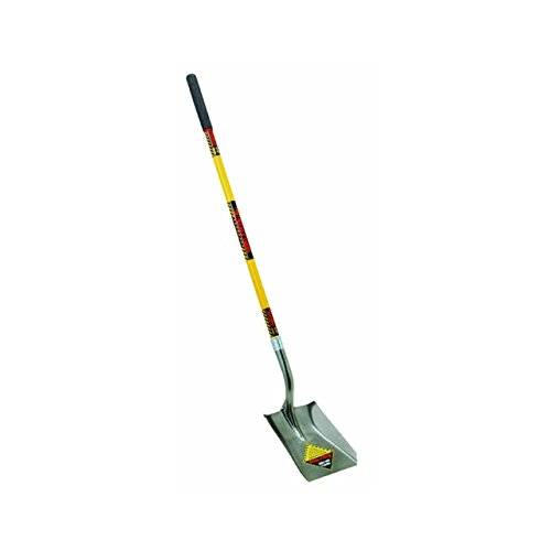 (Seymour S701 48-Inch Fiberglass Long Handle Structron Square Point Shovel)