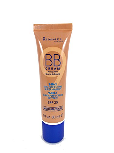 Rimmel BB Cream 9 In 1 Skin Perfecting Super Make...