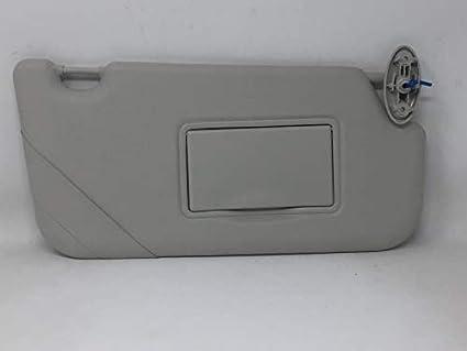 COM 2012-2013 Ford Focus Passenger Right Sun Visor Shade Mirror OEM P299 86b197ea5d0