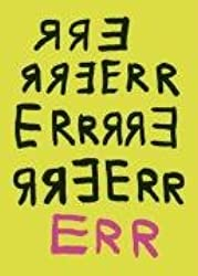 Err (New Writing)