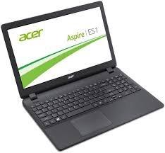 ACER ES1-571 CORE I3 5TH GEN, 4 GB RAM, 1 TB HDD, WIFI, WEBCAM, 15.6″ SCREEN, 1 YEAR WARRANTY