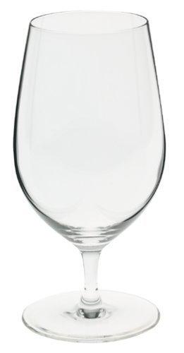 Riedel Vinum Gourmet Lead-Free Crystal Soft Drink/Water Glass, Set of (Riedel Water)