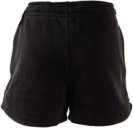 ウィメンズ エッセンシャル フレンチテリー ショート ショートパンツ (CJ2159) (010)ブラック M