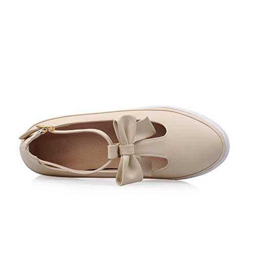 Sandales Beige Femme 36 APL10562 Beige BalaMasa 5 Compensées 8qFnP5qaw