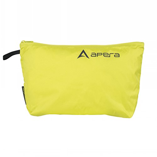 Apera-Fit-Pocket-Zippered-Organization-Bag-85-H-Electric-Lime-2-Piece