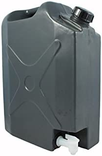 Ideal for camping! 5 Litre Capacity Fresh Water Jerry Can
