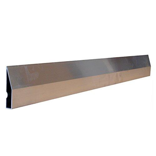 TRAPEZ-KARTÄTSCHE 100 cm, Aluminium