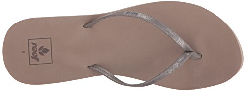 Pewter Nights Pew Gris Pewter Tongs Reef Femme Bliss qCfx1H1wY