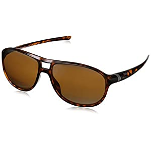 Tag Heuer 27 Degree 6043 211 6043211 Oval Sunglasses, Shiny Tortoise & Brown Outdoor, 60 mm