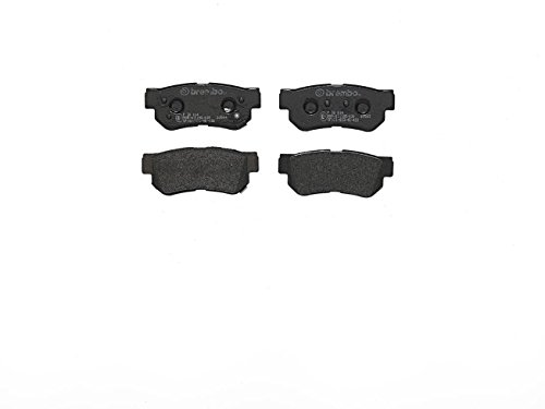Set of 4 Brembo P30036 Front Disc Brake Pad