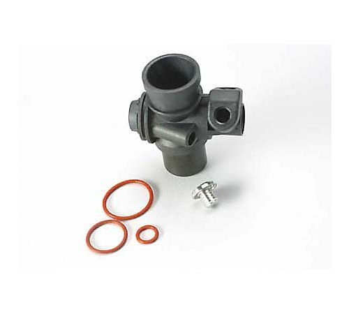 Traxxas 5234 TRX 2.5 and 3.3 Carb Body / Plug / O-Ring [parallel import goods]