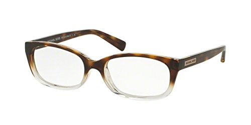Michael Kors MITZI V MK8020 Eyeglass Frames 3125-53 - Tortoise - Eyewear Kors Michael