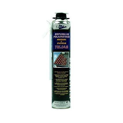Espuma de poliuretano (Fijación tejas) 750ml