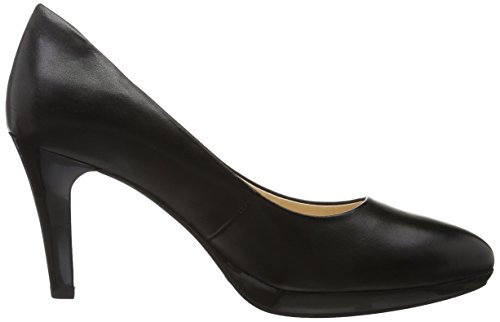 Caprice Women's Nappa 22414 Footwear Black Pumps Black E8ErYnW