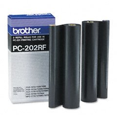 AIM Compatible Replacement - Brother Compatible PC-202RF Fax Imaging Film (2/PK-900 Page Yield) - (Fax Imaging Film)
