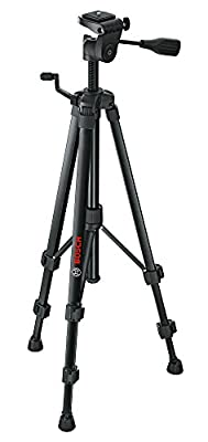 Bosch Compact Extendable Tripod with Adjustable Legs BT 150