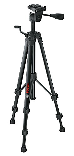Bosch BT150 Compact Extendable Tripod with Adjustable Legs BT 150