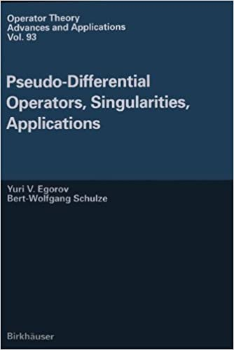Pseudodifferential Operators and Applications