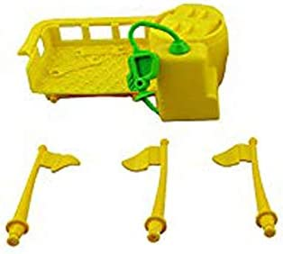 Flags and Arrow Replacement Gas Pump Stopper Little People Fisher-Price Take Turns Skyway