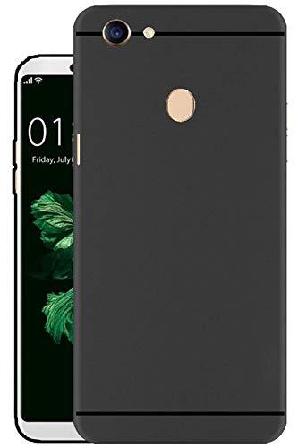 brand new 91885 1dda7 Hello Zone Soft Back Case Cover for Oppo F5 - Black: Amazon.in ...