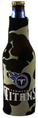 Tennessee Titans Camo Bottle SuitクージーCoozie B002S4UK92