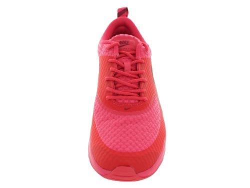 Nike Wmns Nike Air Max Thea Prm - Zapatillas para mujer Grnm / Tm Rd / Metallic Silver / White