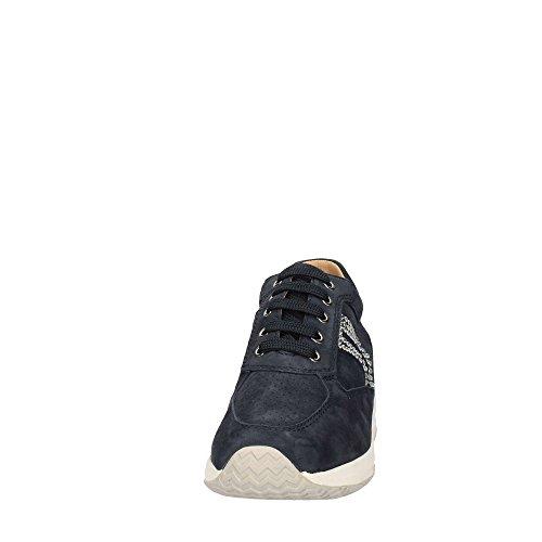 Navy Zapatillas Geox altas mujer para D5462C000AK 7XxZqwxa