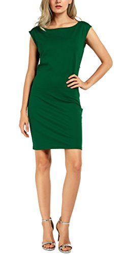 green holiday party dress - 6
