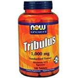 NOW Foods Tribulus 1000mg  45%...