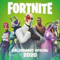 Fortnite calendario 2020: Vv.Aa: Amazon.es: Oficina y papelería