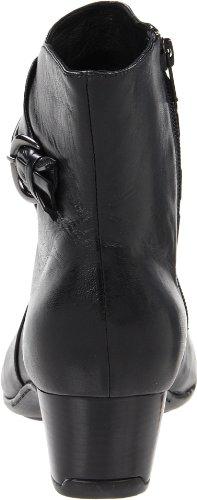 Leyden Black Women's Crest Leather Clarks Boot 750xq