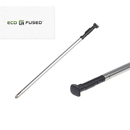 Eco-Fused LCD Touch Screen Stylus Pen Replacement for LG Stylo 4, Q Stylus, Q Stylus+, Q Stylus Plus, Stylus 4, Q Stylo 4, Q8 / Q710 Q710MS Q710CS Q710AL Q710TS Q710US Q710ULM L713DL LMQ710FM (Black) ()