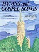 Hymns And Gospel Songs: Level 4 (Schaum Publications)
