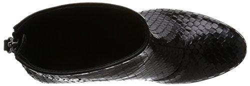 Ecco Shape 55 - Botas de Piel para mujer negro negro negro